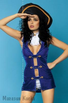 Obsessive Pirate карнавальный костюм девушки пиратки